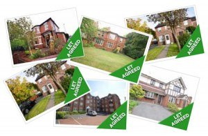 The Letting Company- Let Agreed